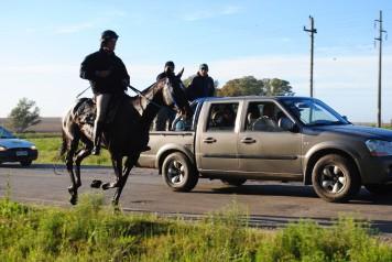 """80 km - 1º Edición """"Chamizo de a caballo """" CLUB DE ABUELOS LOS FACUNDOS"""