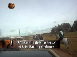 "Raid Sobre 90 km. - 27º Ed. ""Batalla de Nico Pérez"" Organizado por Club Dr. Ruben Alvariza - Batlle y Ordoñez.-"