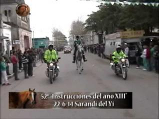 "Raid Sobre 90 km. - 52° Ed. ""Instrucciones del Año XIII"" Club Sarandi - Sarandi del Yi"