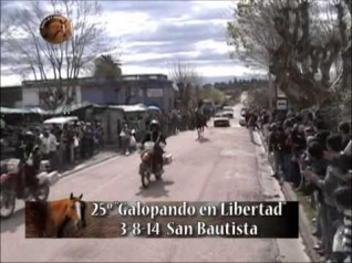 "Raid 90 km - 25° Ed. ""Galopando en Libertad"" Club Social Vida Nueva - San Bautista"