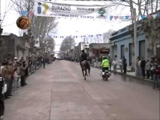 "Raid 90 km. - 35° Ed. ""Éxodo del Pueblo Oriental"" Club Nacional - Sarandi del Yi"