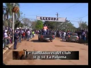 """Raid 90 km. - 1° Ed. """"Fundadores del Club"""" Club Social La Paloma - La Paloma"""