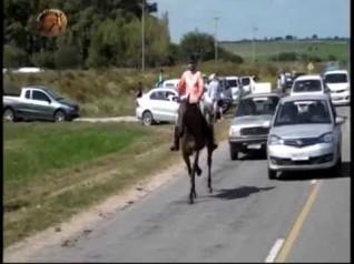 """Raid sobre 90 km. 40º Edición """"Grito de Asencio"""" SOC. NAT. GAUCHOS ORIENTALES 25 DE MAYO"""