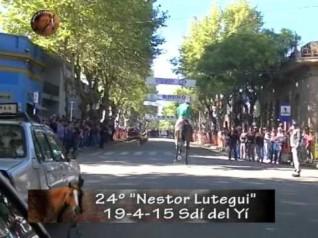 "Raid sobre 60 km. - 24º Ed ""Nestor Lutegui"" Club Sarandi 2015"