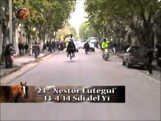 """Raid 60 km - 23º Ed. """"Nestor Lutegui"""" - Club Sarandi, Sarandi del Yi"""