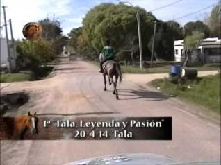 "Raid 80 km - 1ª Ed ""Tala, Leyenda y Pasiónr"" - Club Nacional de Tala, Tala"